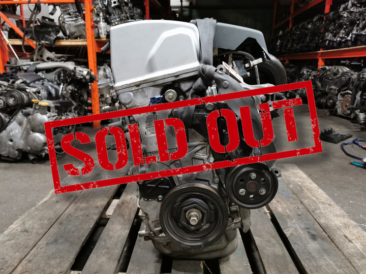 JDM Acura TSX 2009-2014 K24Z3 2.4L Engine and Manual Transmission