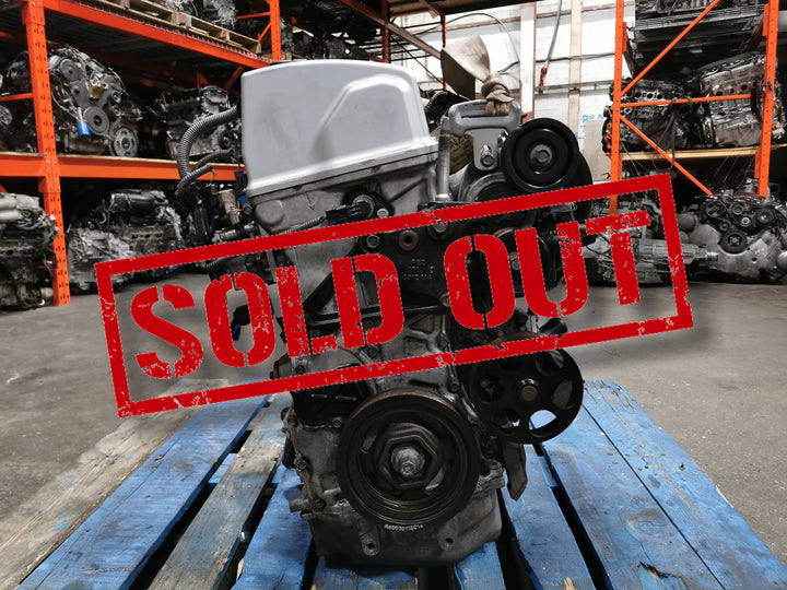 JDM Honda CRV 2012-2014 K24Z7 2.4L Engine Only