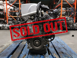 JDM Honda CRV 2002-2006 K24A1 2.4L Engine only
