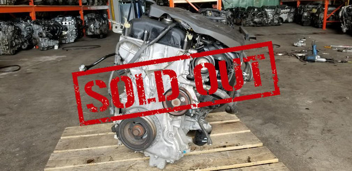 Mazda 3 08-12 2.0L DOHC 16-VALVE VARIABLE VALVE TIMING JDM Engine Only - Toronto Auto Parts