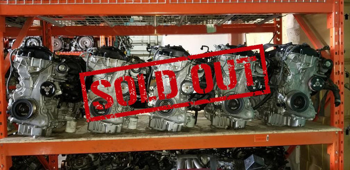 Mazda 3 08-12 JDM 2.0L Engine Only - Toronto Auto Parts
