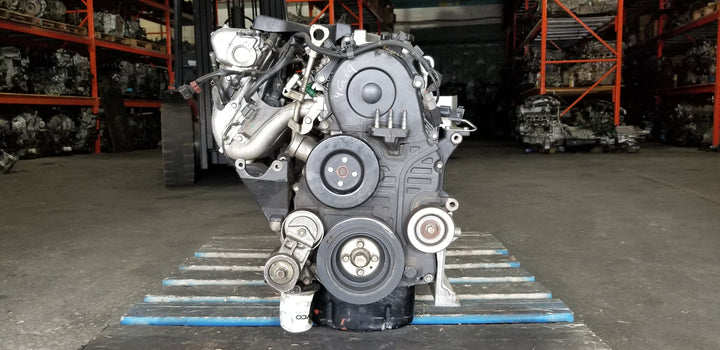 JDM Mitsubishi Lancer 2005-2006 4G69 2.4L Engine Only