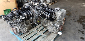Nissan Altima 08-12 QR25 2.5L Engine Only - Toronto Auto Parts