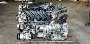 Toyota Yaris 10-16 JDM 1.5L VVT-i Engine Only - Toronto Auto Parts