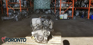 JDM Acura CSX 2006-2011 2.0L K20Z i-VTEC Engine and Automatic Transmission - Toronto Auto Parts