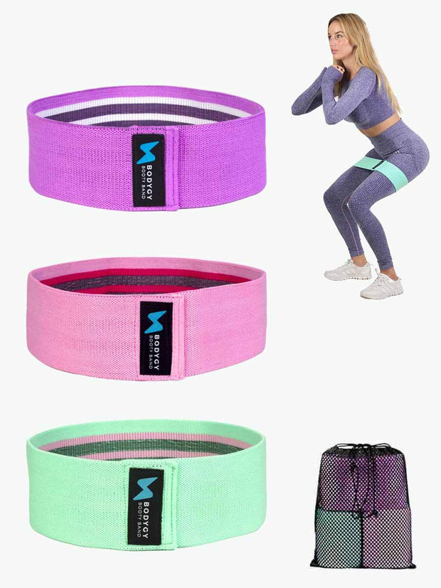 Bodygy Exercise Booty Bands