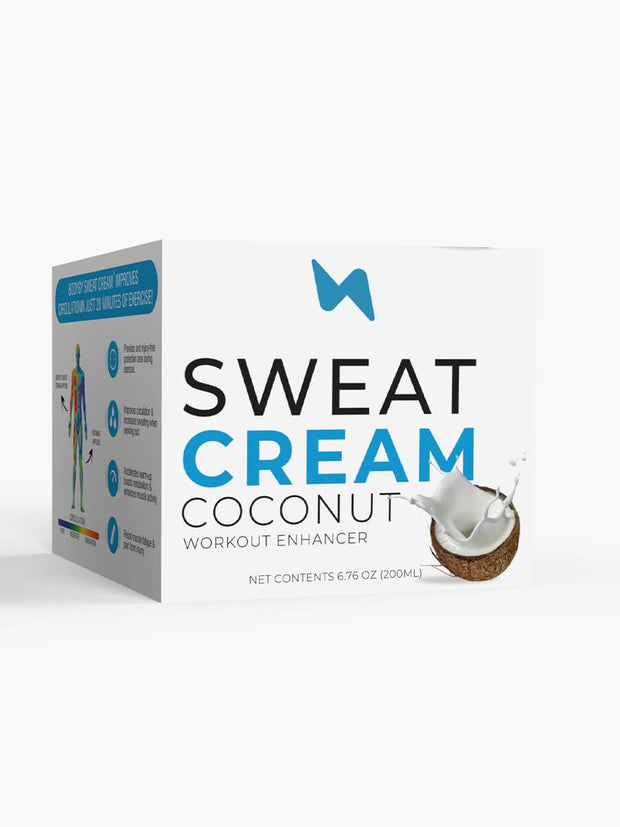 Bodygy Coconut Sweat Cream