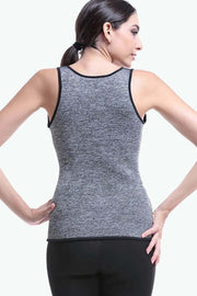 Neoprene Waist Fitness Tank Top