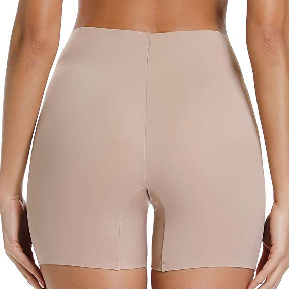 Shaper At-Waist Short