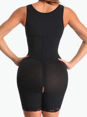 Shaper Zipper BodySuit