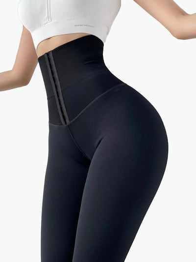 High Waist Corset Shaper Leggings
