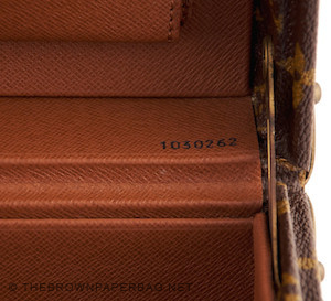 Serial Numbers | A Guide To Authentic Louis Vuitton by THEBROWNPAPERBAG.NET
