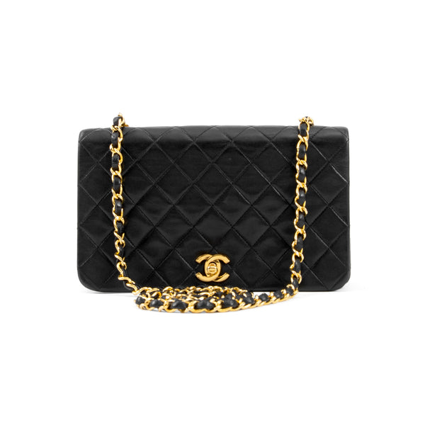 Vintage Chanel Medium Full Flap Bag