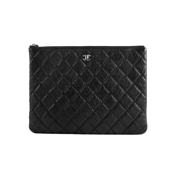 Vintage Chanel Laptop Case