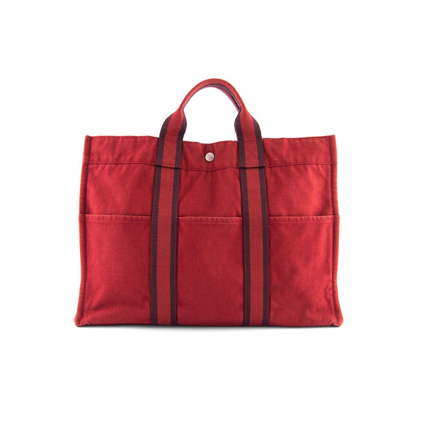 Hermes Fourre Tout Tote Bag
