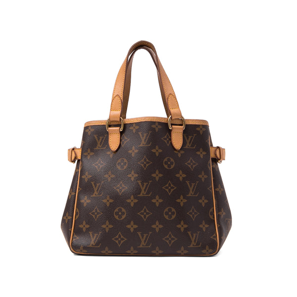 LOUIS VUITTON Monogram Canvas Batignolles