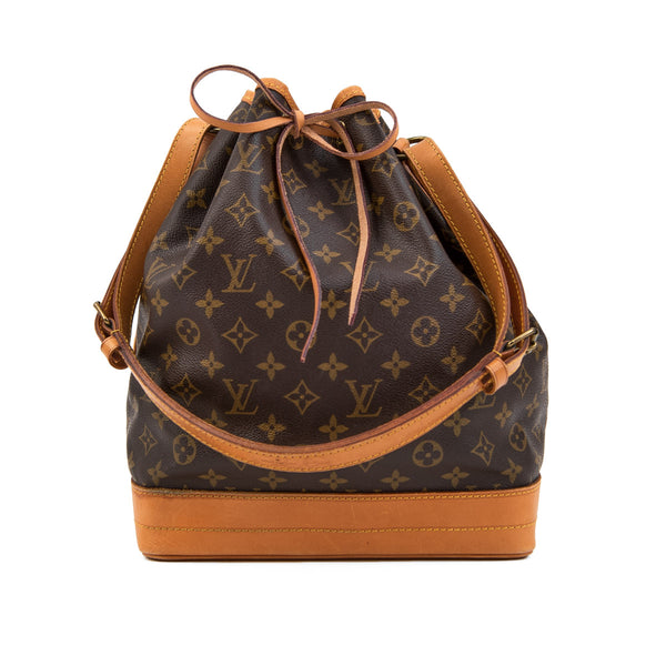 LOUIS VUITTON Monogram Canvas Noe Bag