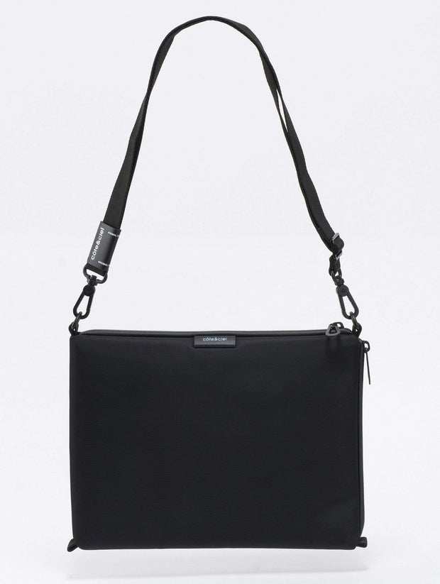 coteetciel Crossbody/Sling Inn M Sleek Black côte&ciel US 28907