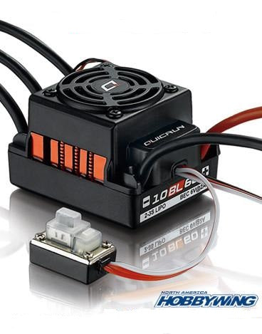 Hobbywing QUICRUN 10BL60 - 60A Sensored Brushless ESC