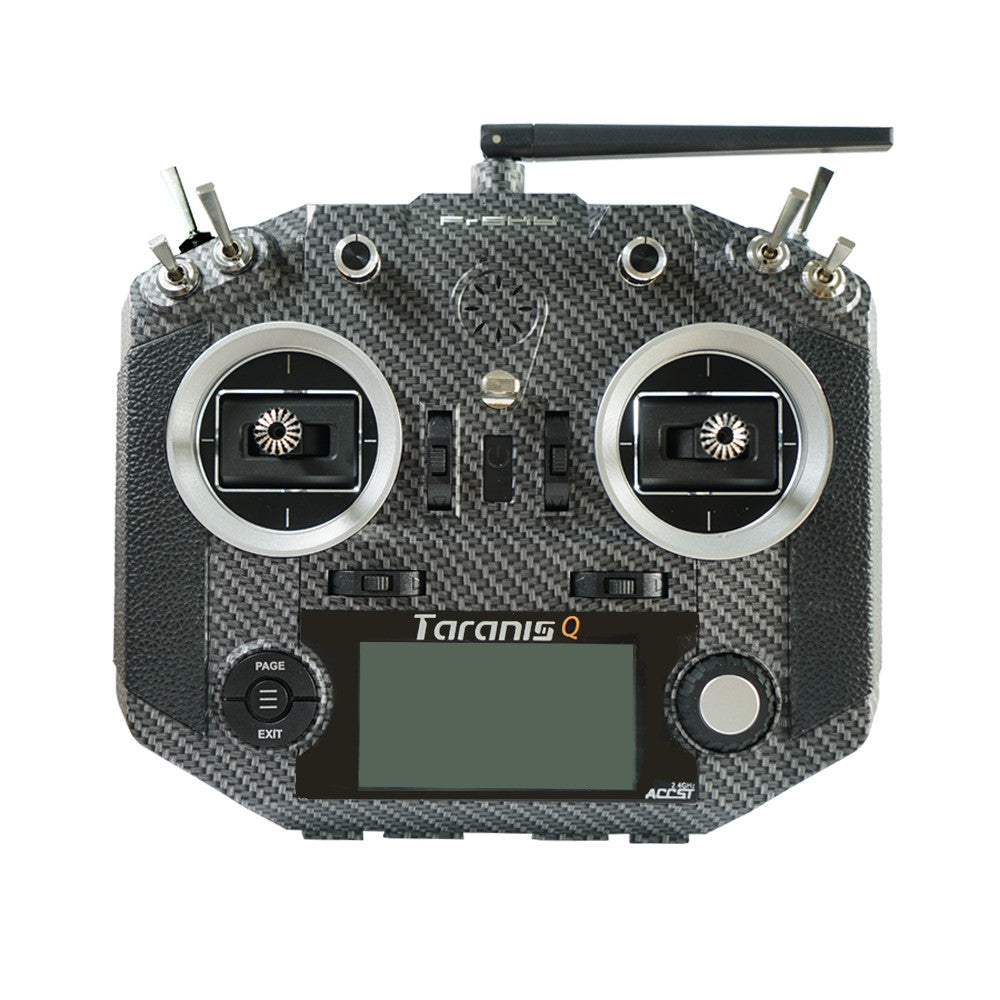 FrSky Taranis Q X7S - Transmitter - with R9M 900MHz module