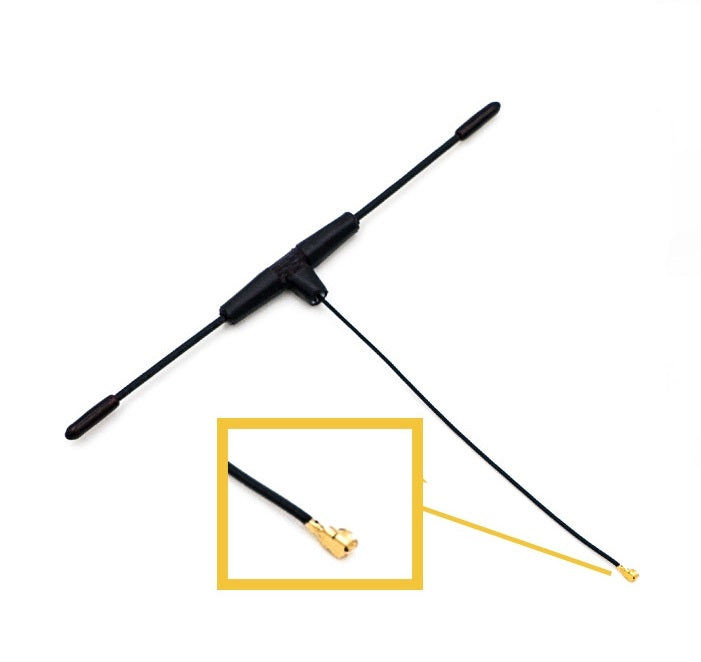 FrSky 900MHz Ipex1 Dipole T Antenna for R9 Slim / R9 Slim+ Receiver - FCC version