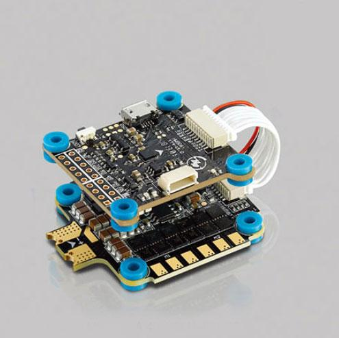Hobbywing XRotor Micro Combo - F4 G2 Flight controller & 45A 4-in-1 ESC