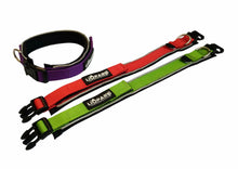 Load image into Gallery viewer, Purple Padded Collar & Lead Set - Can Buy Individually