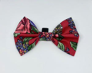 Skullz Bandana & Bow Tie Set - Can Buy Separately