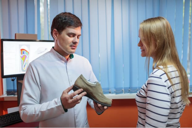 How to wisely choose orthopedic shoes in Egypt?