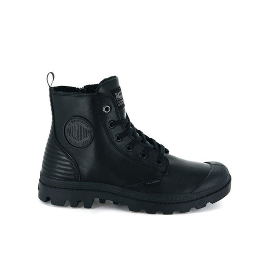 PALLADIUM Pampa HI Zip Cyber 75984-010 - Black / 36 - Shoes