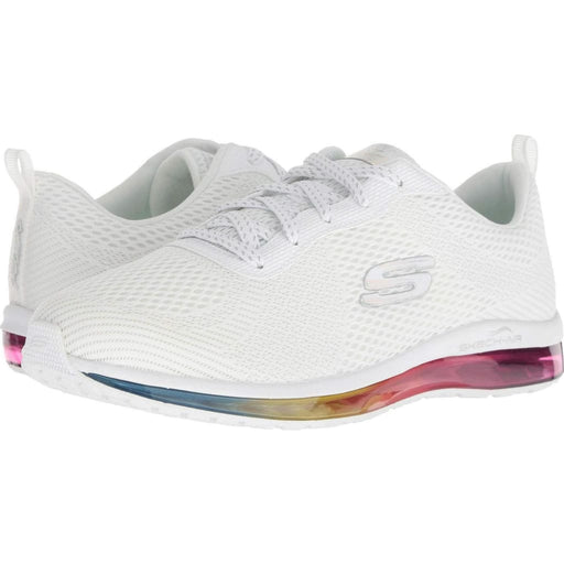 SKECHERS Skech-Air Element - Prelude - White Multi / B - Medium / 5 - Shoes