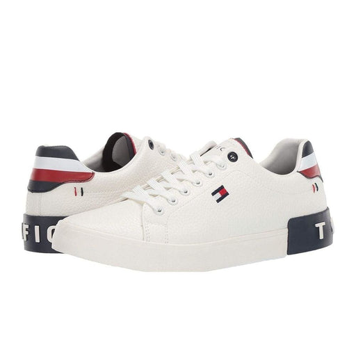 Tommy Hilfiger Rezz Men - White / 43.5 - Shoes