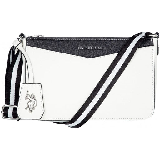 U.S. POLO ASSN. Envelope Stitch Crossbody - White - Bags