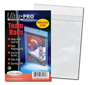 Ultra PRO - Card Sleeves - Team Bags