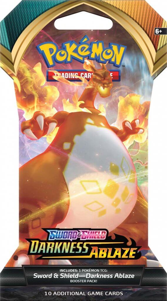 Pokemon - TCG - Darkness Ablaze - Blister