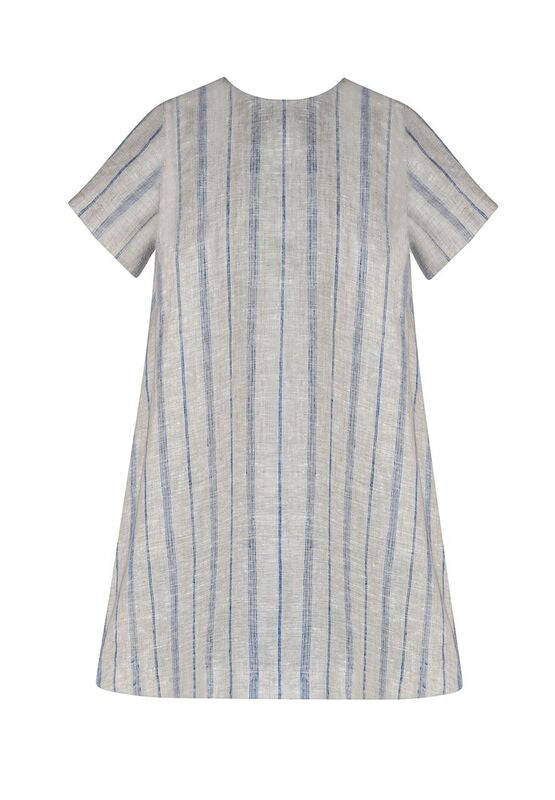 Robe Stripe Girl's Dress