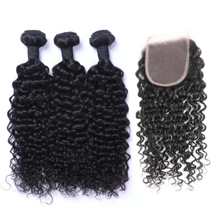 Super Curly Closure Bundle