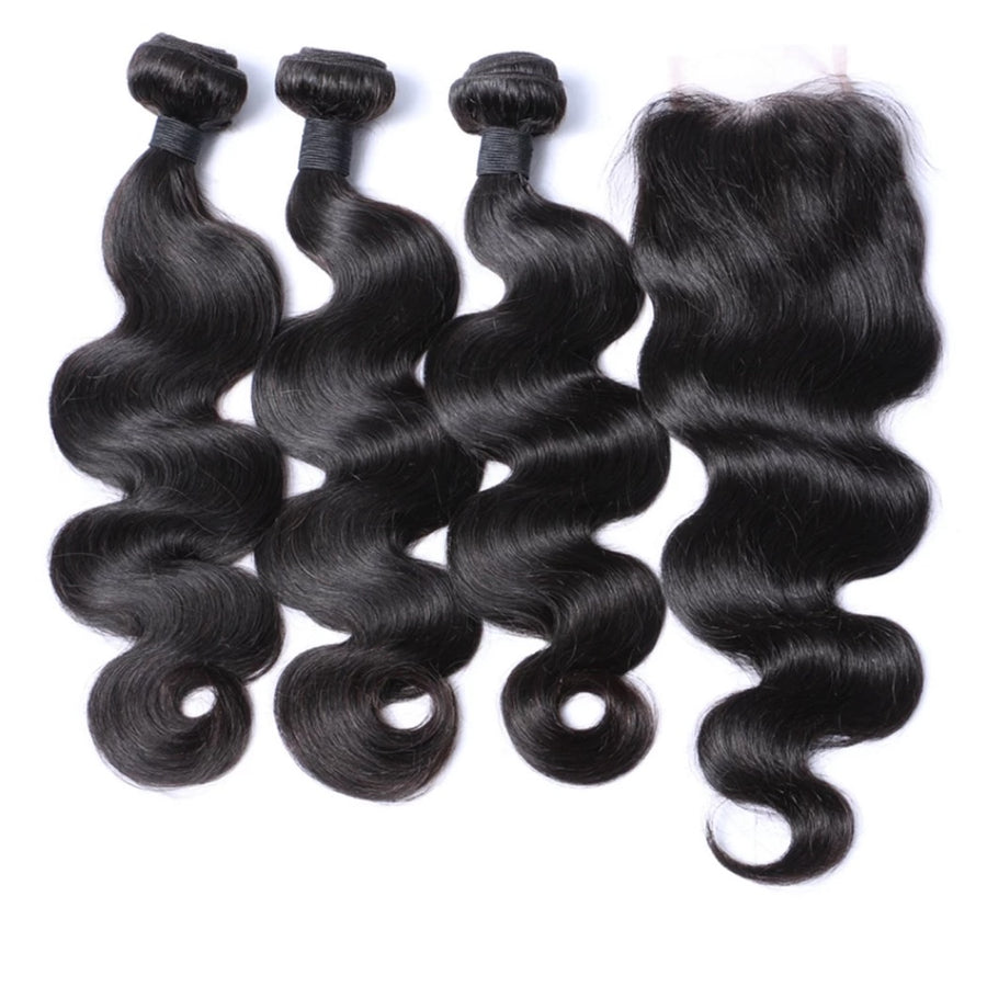 Wavy Closure Bundle