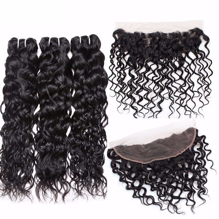 Italian Curl Frontal Bundle