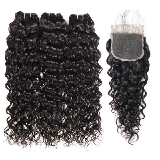 Italian Curl Closure Bundle