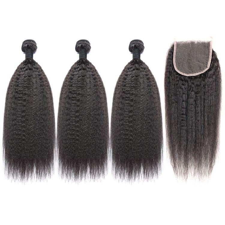 Kinky Straight Closure Bundle