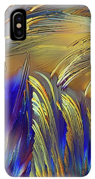 iPhone and Galaxy phone cases featuring crystals of vitamin C (ascorbic acid), an essential vitamin found in fruit and green vegetables, needed for the growth and maintenance of bones, teeth, skin and blood vessels. Imaged using polarized light microscopy