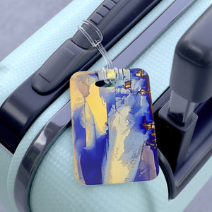 Blue Beyond Bag Tag