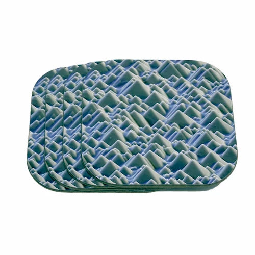 Cool Azure Coasters 4-Pack