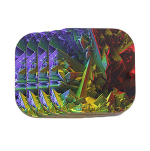 Fire & Ice Coasters 4-Pack - NEW!!
