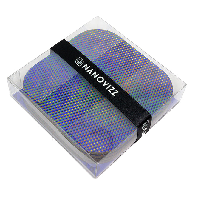 Midnight Matrix Coasters 4-Pack