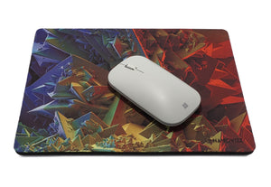 Fire & Ice Mouse Mat