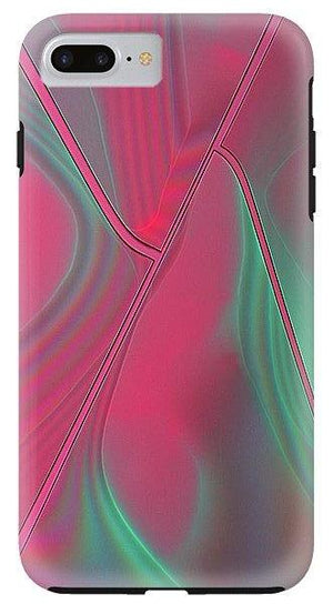 Raspberry Ripple Phone Case