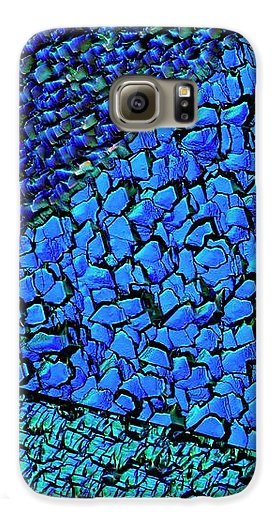 Electric Blue Phone Case - NEW!