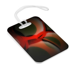 Cherry Glaze Bag Tag